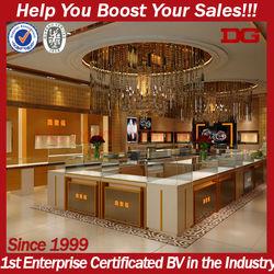 Amazing popular retail furniture jewelry store interior design