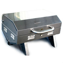 electric barbecue grill with lava rock with high quality