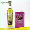 Kunhua 100% de semilla de uva aceite de base de aceite de petróleo