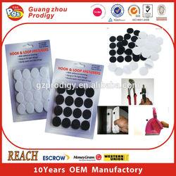 hook and loop velcro craft glue adhesive dots