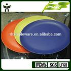bamboo fiber outdoor dish set