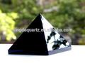 Roca natural de obsidiana negro pirámide de cristal, caliente la venta de obsidiana negro pirámide de cristal