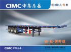 CIMC Flatbed Semi Trailer