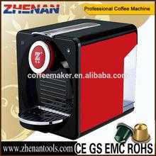 Pod máquina de café máquina de café espresso verde cápsulas de café