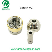 GreenWing hot selling best price rebuildable atomizer Zenith V2 vs igo w3 atomizer clone