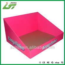 Chinese custom handmade bread cardboard display box