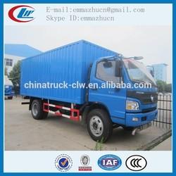 chinese brand foton aumark van truck price for sale