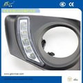 A prueba de agua llevó la luz del coche / barra de luz led / accesorio del coche led de conducción diurna luz para Toyota Corolla ( 10 - 13 )
