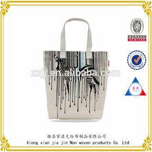 Personality graffiti canvas bag, handbag, shoulder bag