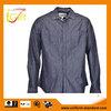 New fashion 100% cotton Oxford check pattern new design long sleeve men's casual fancy design men shirt