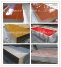 HPL GLOSSY / High Pressure Laminate / decorative high-pressure laminate