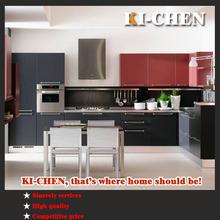 Foshan factory European style kitchen furniture modern style kitchen furniture