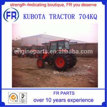 KUBOTA 4WD FARM USAGE USED TRACTORS 704KQ