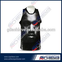 Basketball uniform custom youth basketball jersey