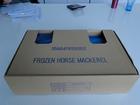 Frozen fish Frozen horse mackerel 100--120 16cm