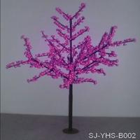 2015 Hot sale foldable Cherry tree flower light gift box
