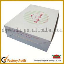 handmade paper cupcake case square cupcake box