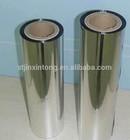 Vacuum Metallized PET Film 12MIC/15MIC/18MIC with High Quality