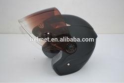 2014 new fashional open face helmet/ UV dark brown sun visor AD-605