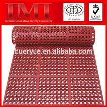 Hot ISO9001 14001 RoHS Certificate Custom Printed Natural backing latex anti-slip home bath mat