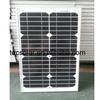 home solar panel kit with 20w mono solar panel