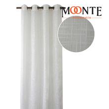 2014 china wholesale cheap viscose fabric serviced office handmade door curtains
