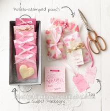 Bio-degradable cute paper bag