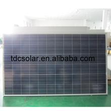 280watts solar panel price (TDC-P280-72) pv solar panel