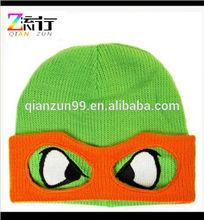 Winter Knit Acrylic Baby Wool Cap