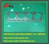 RE8 engine head gasket 10101-97227 10101-97228 10101-97225 excavator parts