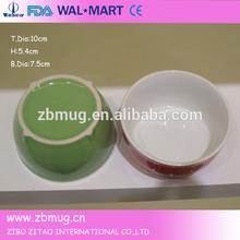 ceramic custom made bisque soup mugs bowls