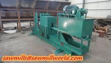 Automatic 15KW horizontal wood log splitter blade machine