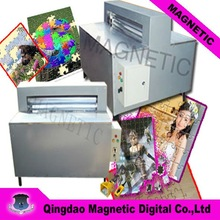 CE approved wood and paper cutting machine puzzle