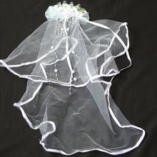 Children veil wedding mantilla