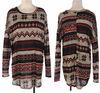 fancy sweaters for women ladies ASYMMETRICAL HEM fancy sweaters for women