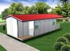 frieproof design of light gauge steel frame house