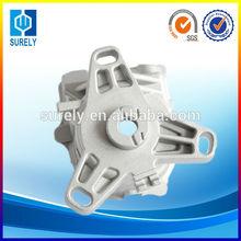 Polishing precision Aluminium die casting auto body part