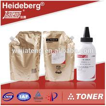 High density toner,black toner powder for Canon IR2016 copier,Compatible with Canon IR2018/2020/2022/2025/2030