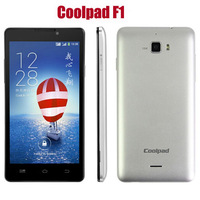 Original Coolpad F1 8297W MTK6592 Octa Core Cell Phones 1.7GHz Android Smartphone 2G+8G ROM 5'' HD IPS 13MP Mobile WCDMA 2500mAh