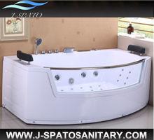 All-round Solid Shower Combination Top Spa Enjoyment Bathtub