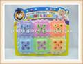 bambini divertente lettere e numeri giocattolo del blocco giochi di puzzle