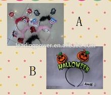 halloween favor / ghost headband / halloween hairband