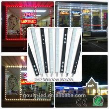LED granite window store chasing light CE, RoHS