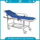 AG-HS013 metal frame economic patient transfer stretcher bed