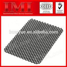Hot ISO9001 14001 RoHS Certificate Custom Printed Natural branded anti-slip bedroom matting