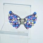 Hair clip rhinestone butterfly hair accessories wholesale NFJH14081709