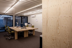 morden design modified shipping container office