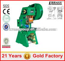 In Stock Krrass metal puncher machine,single punch tablet press machine,scrap metal press machine