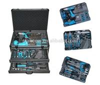 LB-389-190PC Car Repairing Tool Sets multifunction aluminum tool box