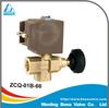 cast iron globe valve pn16 (ZCQ-01B-66)